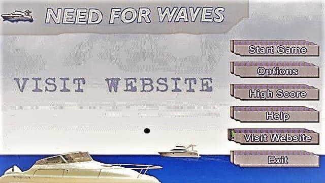 تحميل لعبة سباق القوارب Need For Waves للكمبيوتر
