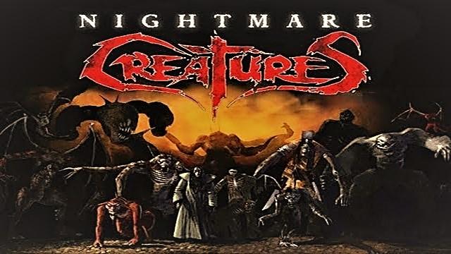 تحميل لعبة Nightmare Creatures للكمبيوتر
