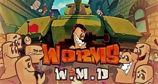 تحميل لعبة حرب الدود والدبابات Tank Vs Worms للكمبيوتر