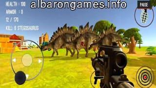 تحميل لعبة صيد الديناصورات للكمبيوتر