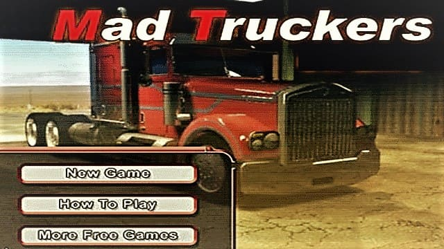 تحميل لعبة سباق الشاحنات المجنونة Mad Truckers للكمبيوتر