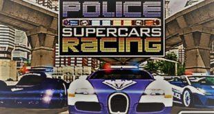 تحميل لعبة سباق سيارات الشرطة الخارقة للكمبيوتر