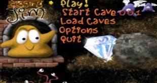 تحميل لعبة حرامي الماس Digjim للكمبيوتر