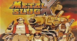 تحميل لعبة حرب الخليج القديمة Metal Slug للكمبيوتر