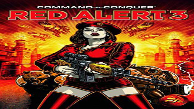 تحميل لعبة ريد اليرت 3 Red Alert كاملة للكمبيوتر مجاناً