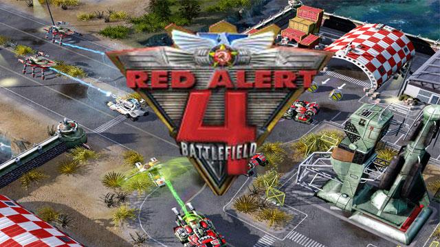 تحميل لعبة ريد اليرت 4 Red Alert كاملة للكمبيوتر مجاناً