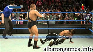 تنزيل لعبة WWE 2005 برابط مباشر