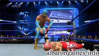 تحميل لعبة WWE 2005 من ميديا فاير
