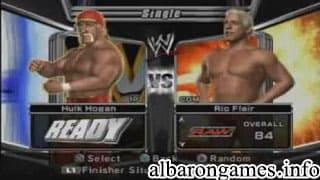 تحميل لعبة WWE 2006 على الكمبيوتر