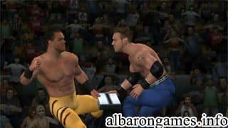 تحميل لعبة WWE 2006 من ميديا فاير