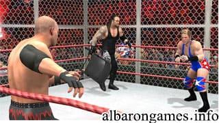 تحميل لعبة WWE 2007 على الكمبيوتر