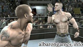 تحميل لعبة WWE 2009 من ميديا فاير