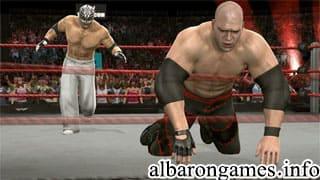 تحميل لعبة WWE 2010 من ميديا فاير