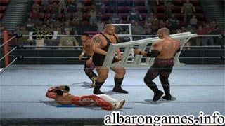 تحميل لعبة WWE 2011 على الكمبيوتر