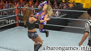 تنزيل لعبة WWE 2011 برابط مباشر