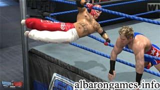 تحميل لعبة WWE 2011 من ميديا فاير