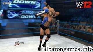 تحميل لعبة WWE 2012 على الكمبيوتر
