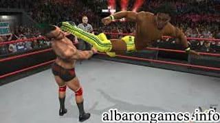 تحميل لعبة WWE 2012 من ميديا فاير