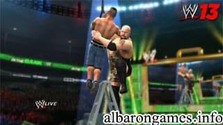 تحميل لعبة WWE 2013 على الكمبيوتر