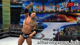 تحميل لعبة WWE 2014 على الكمبيوتر