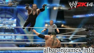 تحميل لعبة WWE 2014 من ميديا فاير