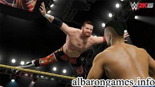 تنزيل لعبة WWE 2015 برابط مباشر