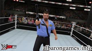 تحميل لعبة WWE 2016 من ميديا فاير