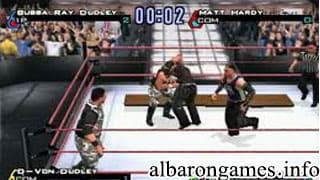 تحميل لعبة WWE 2001 على الكمبيوتر