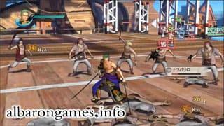تحميل لعبة 1 One Piece Pirate Warriors كاملة للكمبيوتر