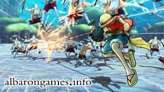 تحميل لعبة 3 One Piece Pirate Warriors برابط مباشر