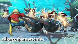 تحميل لعبة 3 One Piece Pirate Warriors كاملة للكمبيوتر