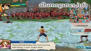 تحميل لعبة 3 One Piece Pirate Warriors من ميديا فاير
