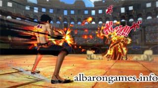 تحميل لعبة One Piece Burning Blood من ميديا فاير