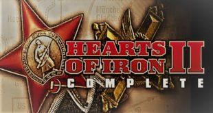 تحميل لعبة قلوب من حديد 2 Hearts of Iron كاملة للكمبيوتر مجاناً