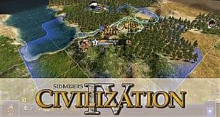 تحميل لعبة حضارة 4 Civilization كاملة للكمبيوتر مجاناً