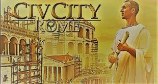تحميل اللعبة الاستراتيجية CivCity Rome للكمبيوتر مجاناً