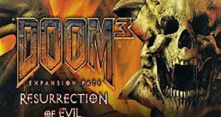 تحميل لعبة Doom 3: Resurrection of Evil كاملة للكمبيوتر مجاناً