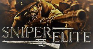 تحميل لعبة سنايبر إليت Sniper Elite 1 للكمبيوتر
