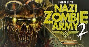 تحميل لعبة Sniper Elite: Nazi Zombie Army 2 كاملة للكمبيوتر مجاناً