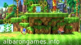 تحميل لعبة سونيك جينيريشنز Sonic Generations للكمبيوتر