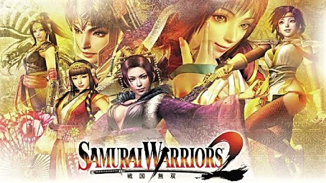 تحميل لعبة samurai warriors 2 برابط واحد