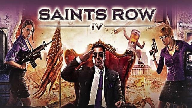 تحميل لعبة ساينتس رو 4 Saints Row IV كاملة للكمبيوتر