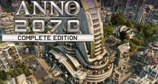 تحميل لعبة Anno 2070 كاملة للكمبيوتر