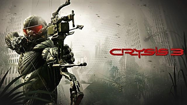 تحميل لعبة crysis 3 برابط واحد