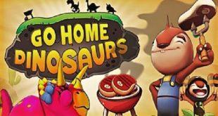 تحميل لعبة Go Home Dinosaurs كاملة للكمبيوتر مجاناً