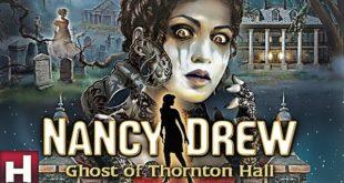 تحميل لعبة Nancy Drew: the Ghost of Thornton Hall للكمبيوتر