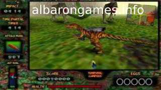 تحميل لعبة Nanosaur Extreme كاملة للكمبيوتر