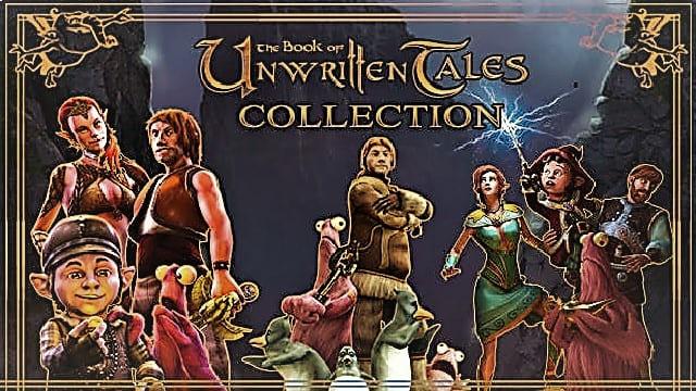 تحميل لعبة The Book of Unwritten Tales كاملة للكمبيوتر