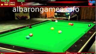 تحميل لعبة البلياردو Virtual Pool 3 كاملة للكمبيوتر