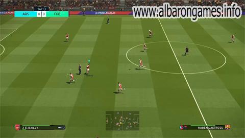 تحميل لعبة بيس PES 2018 كاملة للكمبيوتر روابط مباشرة